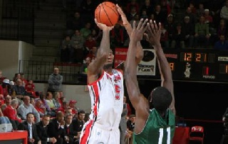 Basketball Visits Cleveland State in Crucial Horizon League Matchup