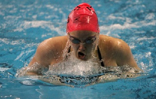 Penguins Finish Dual Campaign With Meet at Ohio