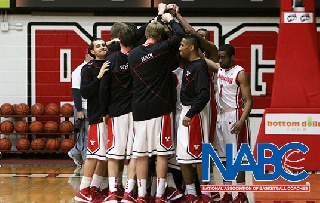 Youngstown State Earns NABC Team Academic Excellence Award