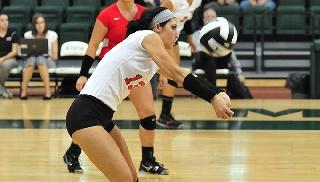 Volleyball Starts 2013 at Coastal Carolina Tournament