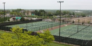 YSU Tennis Courts