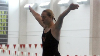 Three Divers Conclude Campaign at NCAA Zone C Diving Championships