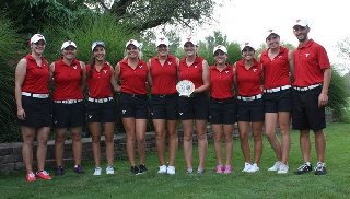 Penguins Win YSU Kickoff; Dixon Takes Medalist Honors