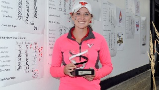 Dixon Takes Medalist Honors; YSU Finishes Second at OU Golden Grizzlies Invitational