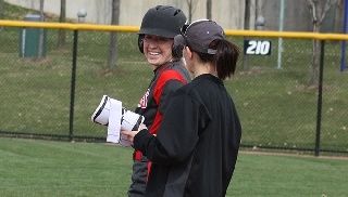 Softball Sets Hits Record in Doubleheader Slugfest Split at Green Bay