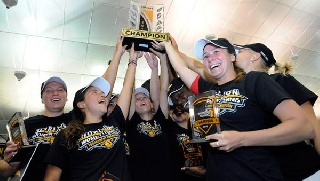 Penguins Win Third Straight Horizon League Title Beating Wright State