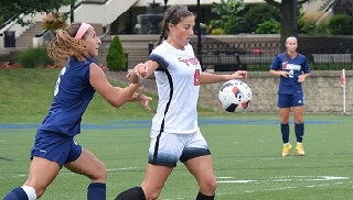 Soccer Comeback Falls Short at IPFW