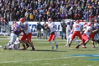 Penguins Fall to James Madison in National Title Game