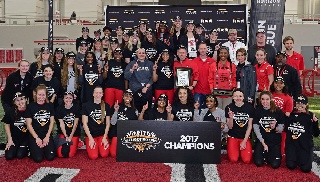 Women Cruise to Horizon League Indoor Track & Field Title As Five Win Events