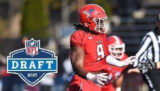 Former Penguin Avery Moss Selected In Fifth Round of NFL Draft By New York Giants