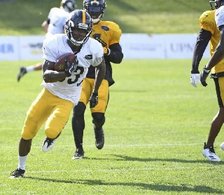 Minicamp marvel Damoun Patterson early surprise of Steelers summer practice