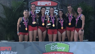 Cross Country Wins Disney World Classic