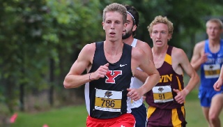 Ryan Sullivan Sets Personal Best at Pre-Nationals, Women Place Fifth at Canisius