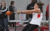 Griffith Captures Weight Throw Title, Hamilton Breaks School Record at HL Championships