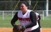 Pitching Leads Softball to Two Victories at Rebel Games