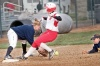Somogyi's Gem Leads Softball to 4-1 Series-Clinching Victory; Thomas Ties Runs Mark