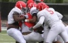 Defense Stymies Offense in First Major Scrimmage of the Fall