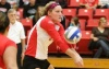 Volleyball Falls in Four to Michigan State