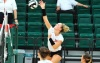 Hundelt Leads Efficient Offense as Volleyball Beats UNC Greensboro