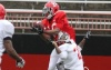 YSU Holds Final Full-Pads Practice Before Friday's Game