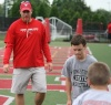 Coaching Staff to Hold Youth Football Camp on June 8