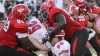 Bellamy, Defense Lead Football to 28-10 Win Over Dayton