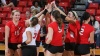 Volleyball Falls to Valparaiso in Horizon League Semifinals