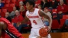 Shawn Amiker Scores Career High in Men's Basketball 83-81 OT Loss at Detroit