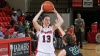 Guins Show Fight in Second Half, Fall to Wright State