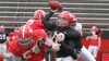 Quarterbacks Show Progress In First Major Spring Scrimmage