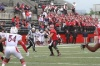 Nania Throws For Career High in 34-23 Win Over Duquesne