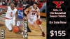 2014-15 Basketball Season Tickets Now on Sale