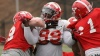 Squad Dons Full Pads For First Time During Spring Practice