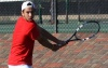 Strong Singles Play Lifts Penguins to Win Over UIC