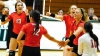 Second Half of League Play Begins Friday for Volleyball