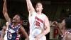 Santiago's Late Three Lifts Men's Basketball to 92-89 Win at Green Bay