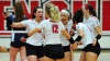 Penguins Win Five-Set Thriller Against Saint Francis U